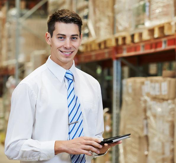 Warehouse Audit